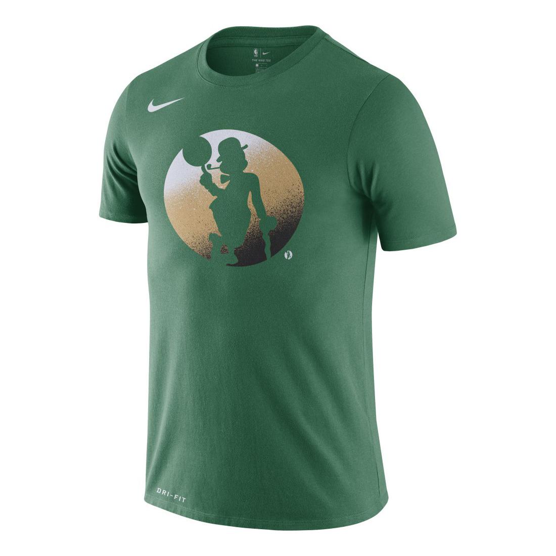 half off c618e b58a1 Nike NBA Boston Celtics Dri-FIT T-Shirt - NBA Shop Boston ...