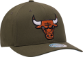 Mitchell & Ness NBA Chicago Bulls Battle Snapback kepurė