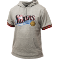 Mitchell & Ness NBA Philadelphia 76ers French Terry Hoody