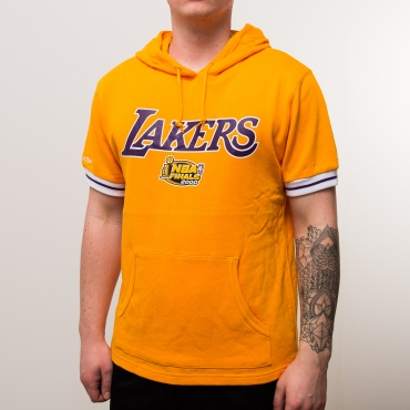 Mitchell & Ness NBA Los Angeles Lakers French Terry Hoody džemperis