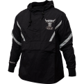 Mitchell & Ness NBA Chicago Bulls Half Zip Reflective Anorak plona striukė