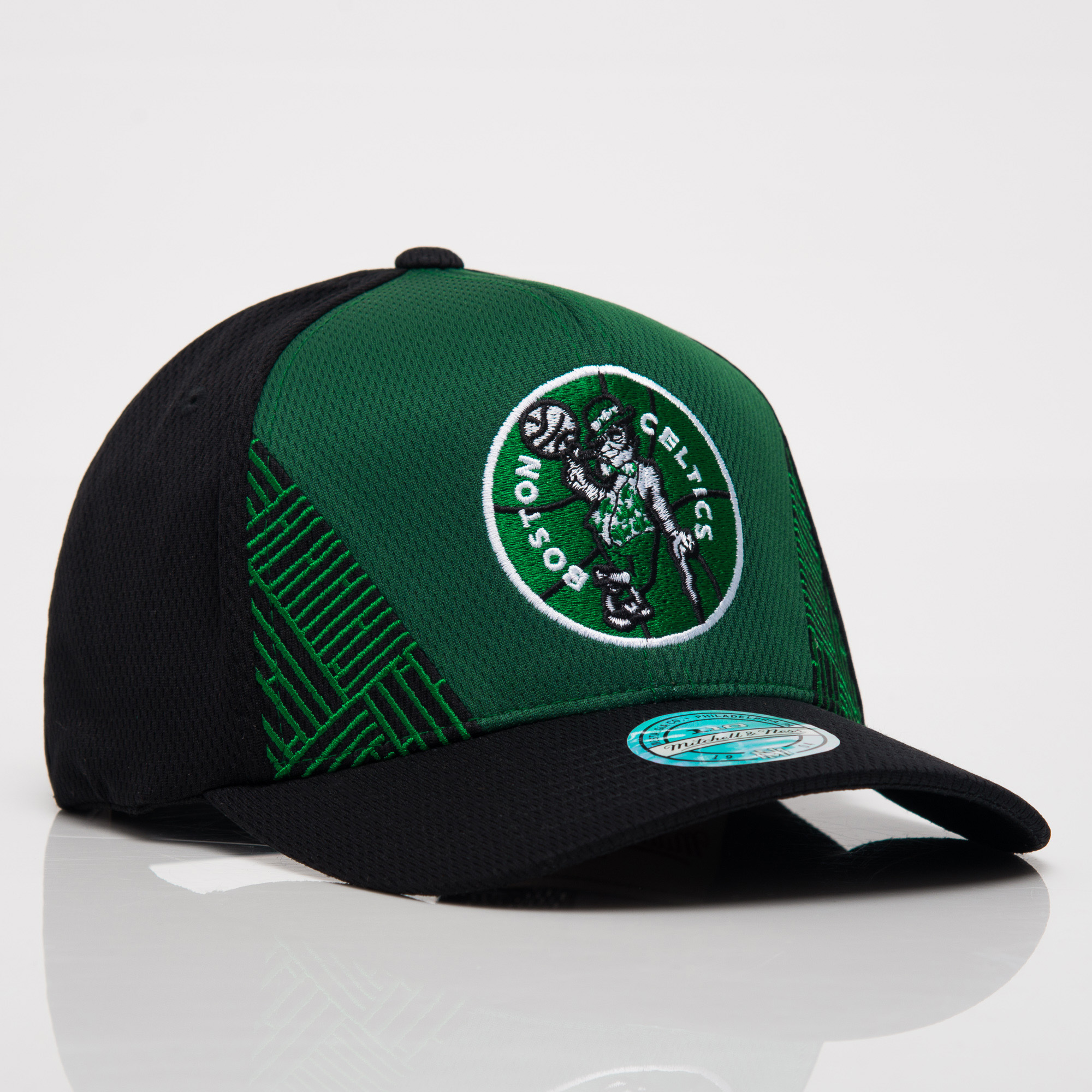 info for b771e 9976b Mitchell & Ness NBA Boston Celtics DNA Snapback - NBA Shop ...