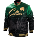 Mitchell & Ness NBA Boston Celtics CNY Satin plona striukė