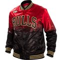 Mitchell & Ness NBA CNY Chicago Bulls Satin plona sriukė