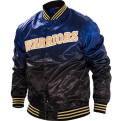 Mitchell & Ness NBA CNY Golden State Warriors Satin Jacket