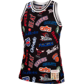 Mitchell & Ness NBA All Over Eastern Swingman Jersey