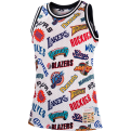 Mitchell & Ness NBA All Over Western Swingman Jersey