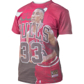 Mitchell & Ness NBA City Pride Chicago Bulls Scottie Pippen Tee
