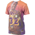 Mitchell & Ness NBA City Pride Los Angeles Lakers Magic Johnson marškinėliai
