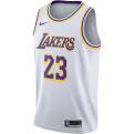 Nike NBA Los Angeles Lakers LeBron James Association Edition Swingman Jersey