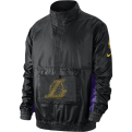 Nike NBA Los Angeles Lakers Lightweight Anorak plona striukė