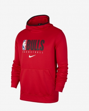 Nike NBA Chicago Bulls Spotlight Sweat džemperis