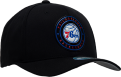 Mitchell & Ness NBA Philadelphia 76ers Circle Weald Patch Snapback