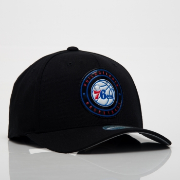 Mitchell & Ness NBA Philadelphia 76ers Circle Weald Patch kepurė