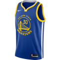 Nike NBA Golden State Warriors Stephen Curry Icon Edition Swingman Jersey