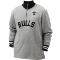 Mitchell & Ness NBA Chicago Bulls Sealed The Victory 1/4 Zip Jacket