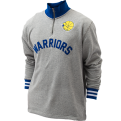 Mitchell & Ness NBA Golden State Warriors Sealed The Victory 1/4 Zip Jacket