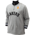 Mitchell & Ness NBA Los Angeles Lakers Sealed The Victory 1/4 Zip Jacket