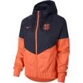 Nike Wmns FC Barcelona Authentic Windrunner Jacket