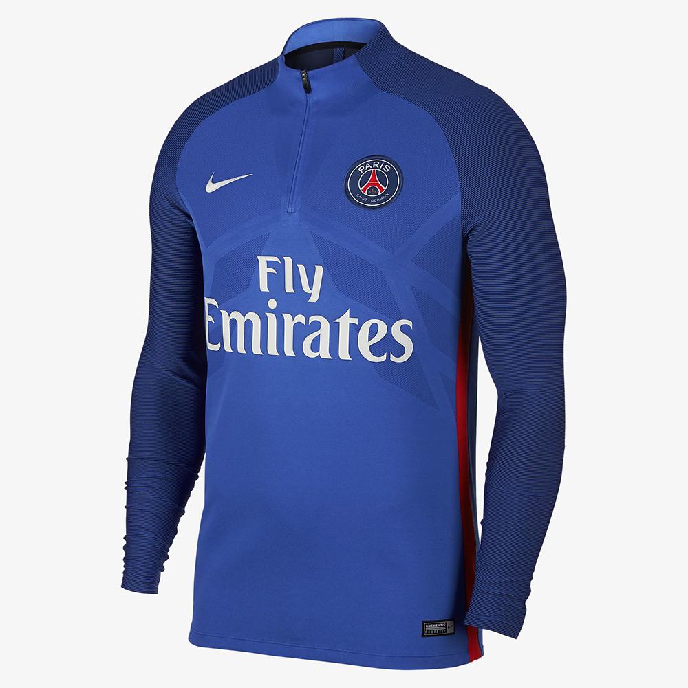 b6ae6a68 Nike Paris Saint-Germain Aeroswift Strike Drill Top - Soccer Shop Paris  Saint Germain Merchandise - Superfanas.lt