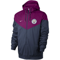 Nike Manchester City FC Authentic Windrunner plona striukė