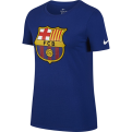 Nike Wmns FC Barcelona Crest Tee