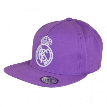 Real Madrid Snapback Kepurė