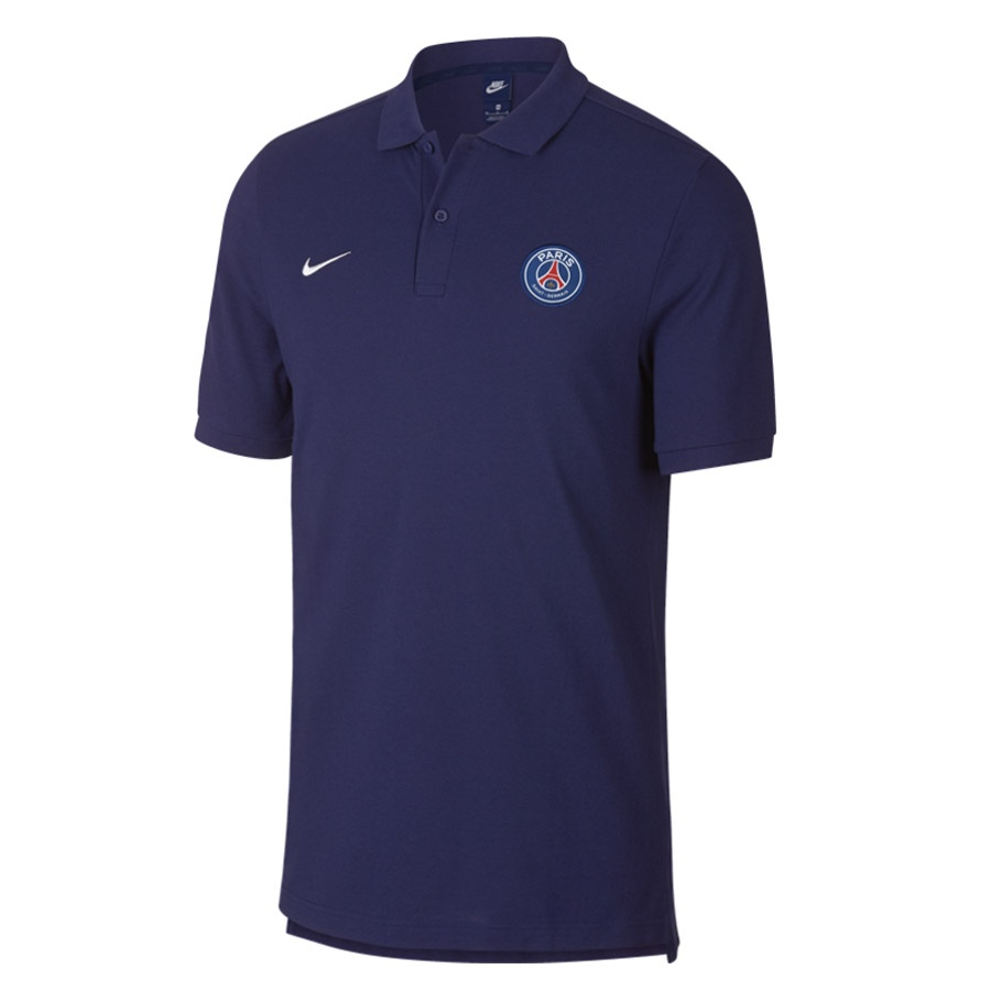 sale retailer 5afec d7fb3 Nike PSG Paris Saint-Germain Core Polo Shirt - Soccer Shop ...