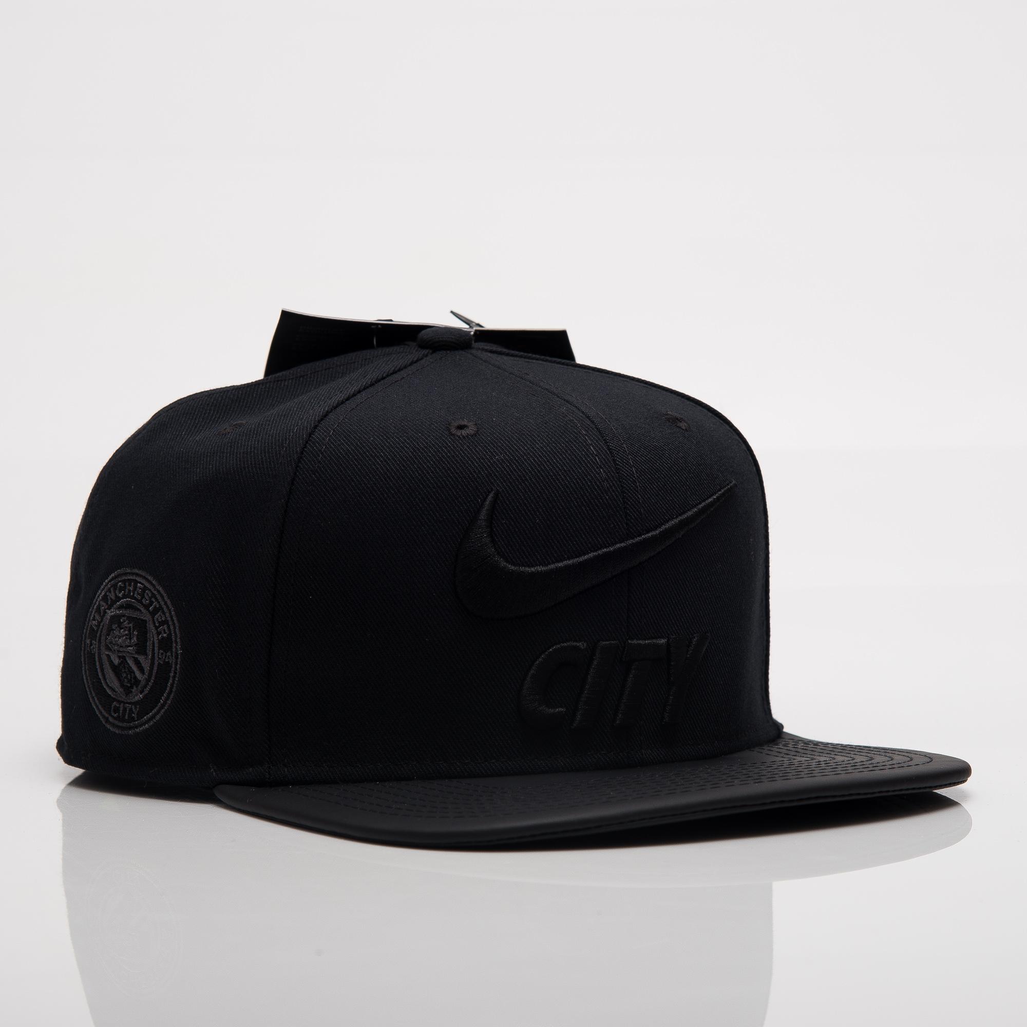 Nike Manchester City Fc Pro Snapback Cap Soccer Shop