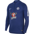 Nike Chelsea FC 2018-19 Dri-FIT Squad Drill Long Sleeve Football džemperis