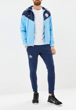 Nike Manchester City FC 2018-19 Windrunner džemperis