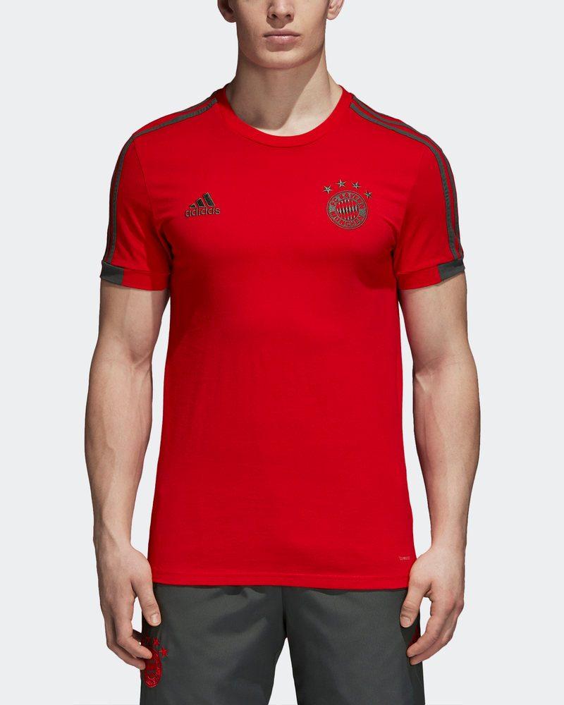 19 Tee Merchandise Fc Bayern Adidas Soccer 2018 Shop Munich xA1ta