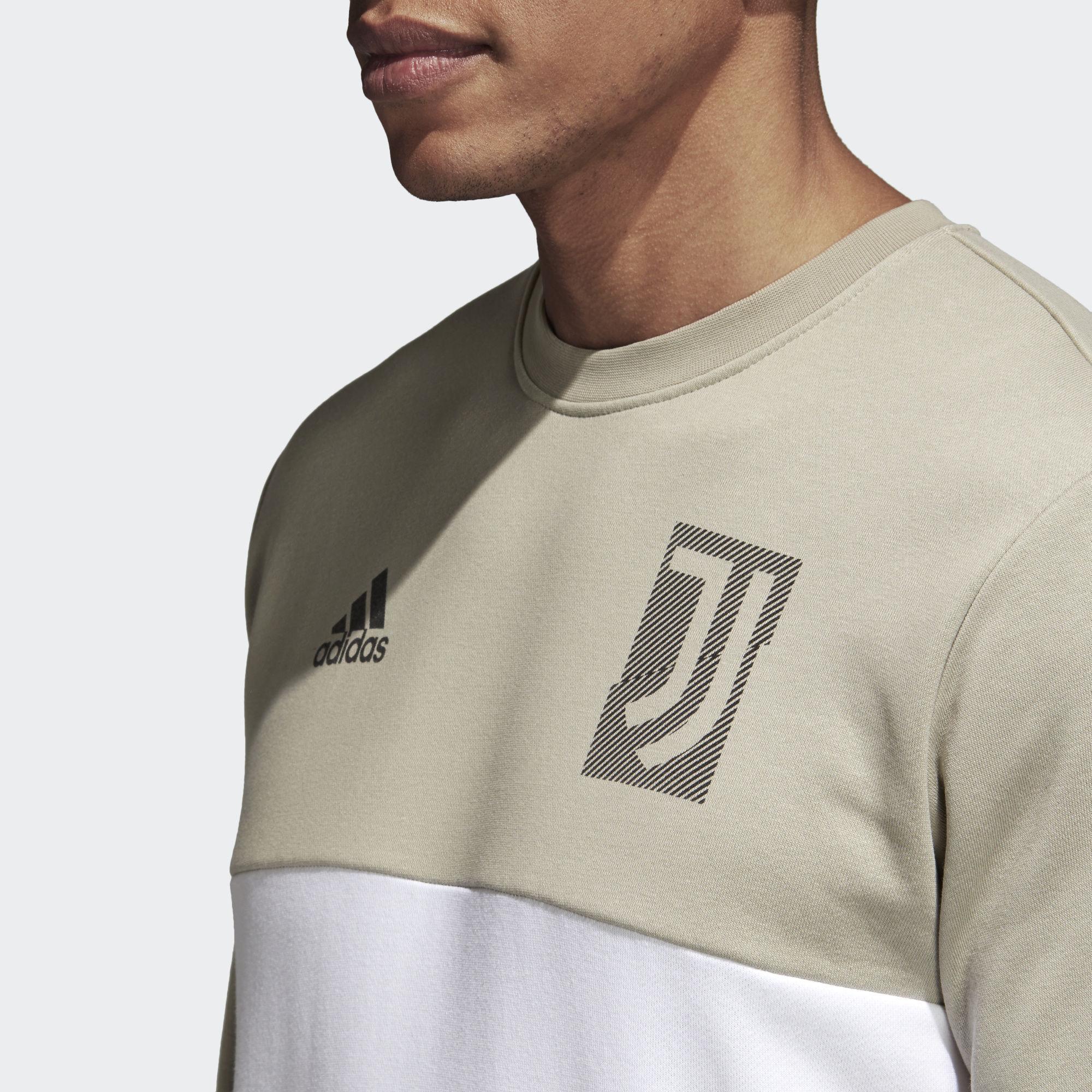 Juventus Graphic Sweatshirt Merchandise R4qa5rw Soccer Adidas Turin 78qIq