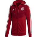 adidas FC Bayern 2018-19 3 Stripes FZ džemperis