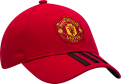 adidas FC Manchester 2018-19 United 3 Stripes Cap