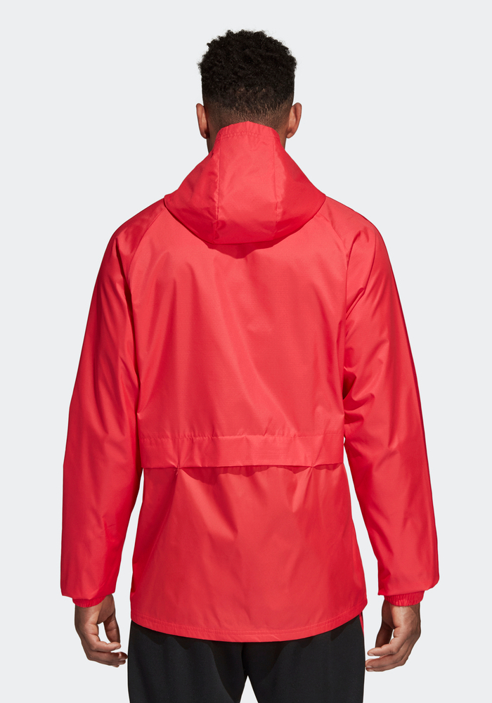 8f678cc84 adidas Manchester United 2018-19 Football Rain Jacket - Soccer Shop ...