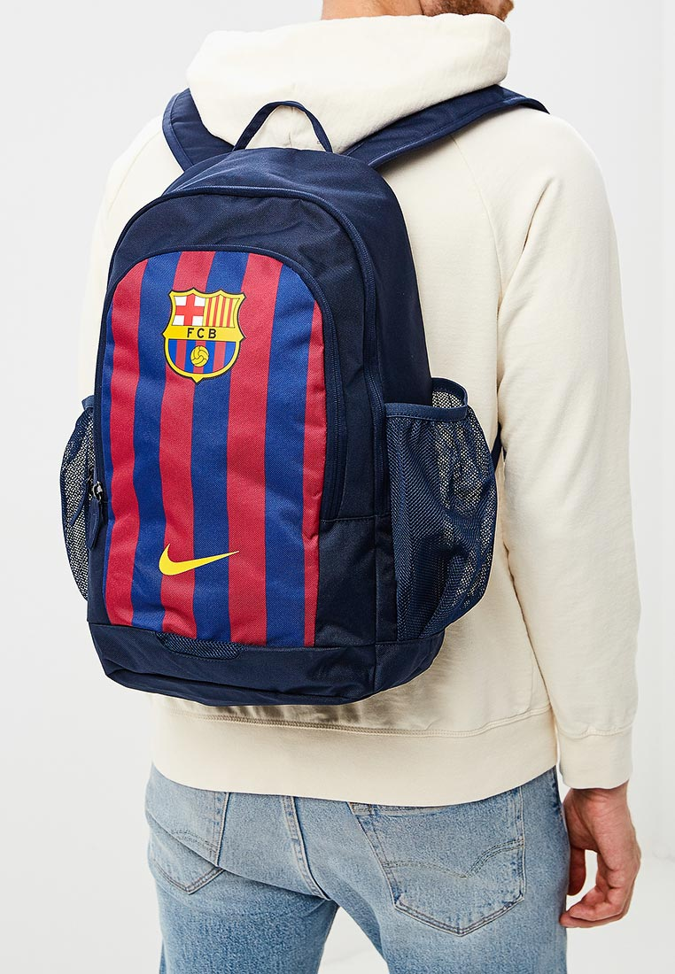 39ff94f779 Nike FC Barcelona 2018-19 Stadium Backpack - Soccer Shop Barcelona FC  Merchandise - Superfanas.lt