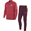 Nike FC Barcelona 2018/19 Dri-FIT Squad Football Track Suit (Size M)