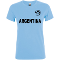 Argentina National Football Team Fan WMNS Tee
