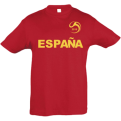 Spain National Football Team Fan Junior Tee