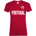 Portugal National Football Team Fan WMNS Tee