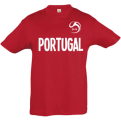 Portugal National Football Team Fan Junior Tee