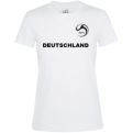 Germany National Football Team Fan WMNS Tee