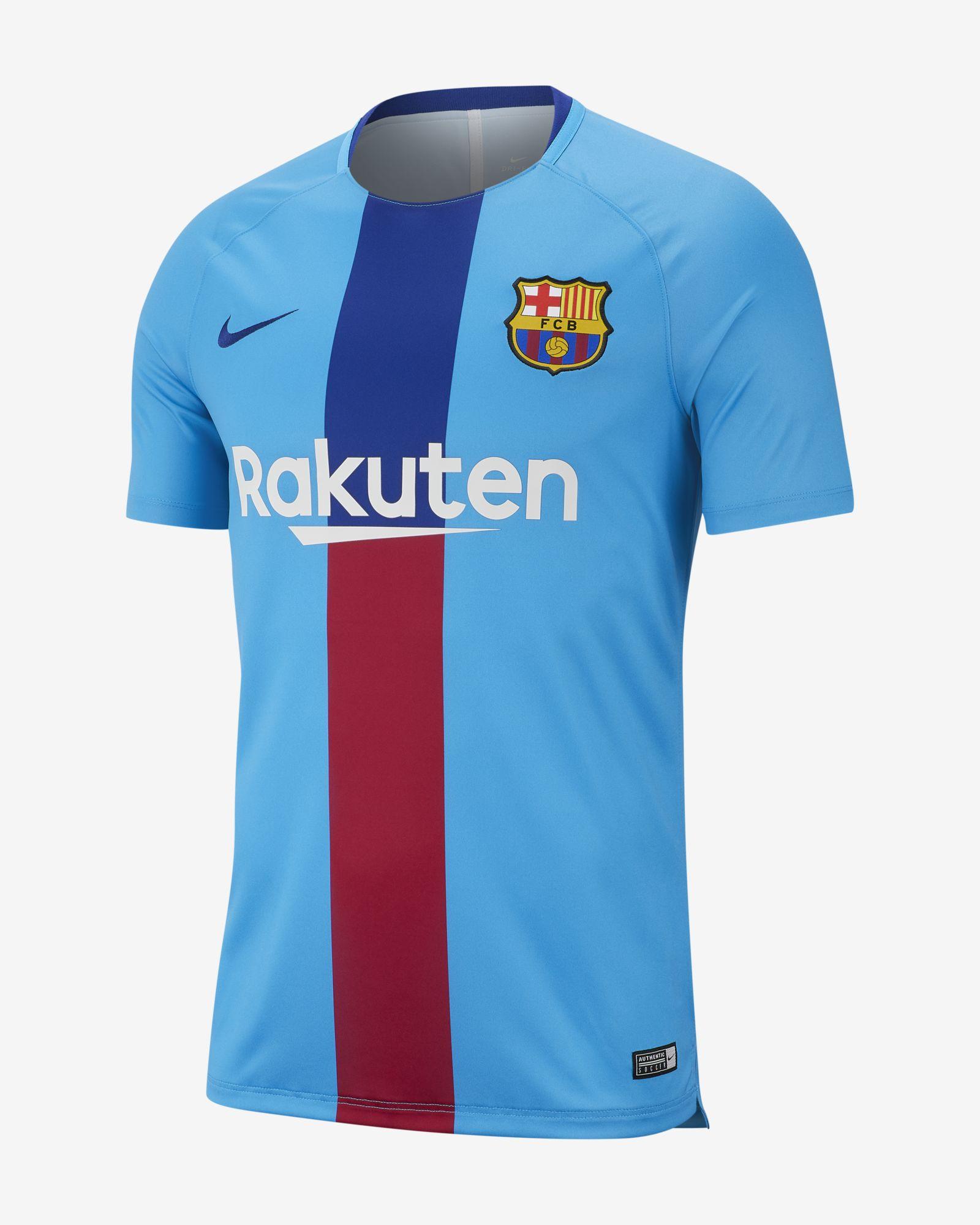5b864fef0 Nike FC Barcelona 2018 19 Squad Tee - Soccer Shop Barcelona FC Merchandise  - Superfanas.lt