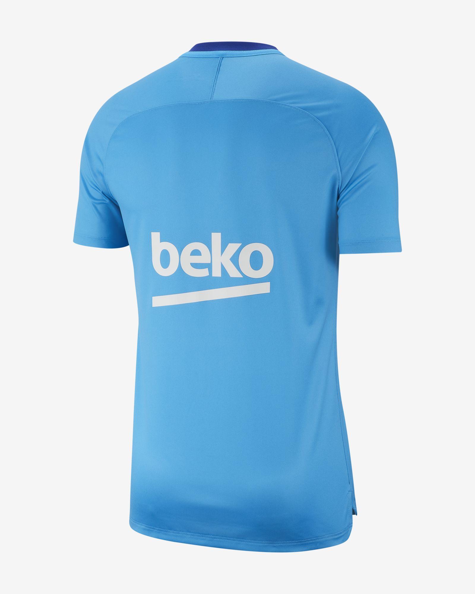 super cute 9fe99 d0e27 Nike FC Barcelona 2018 19 Squad Tee