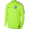 Nike Manchester City FC 2018/19 Dri-FIT Squad Drill džemperis