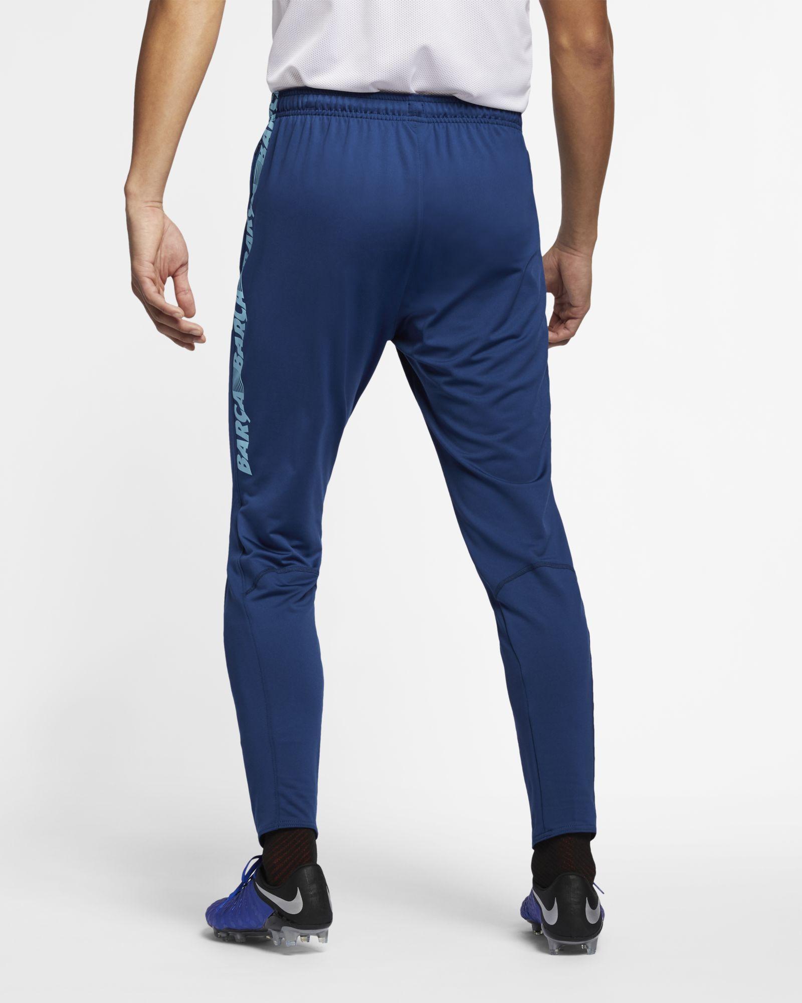 Nike FC Barcelona 2018 19 Dri-FIT Squad Pants - Soccer Shop Barcelona FC  Merchandise - Superfanas.lt 7fac9198f