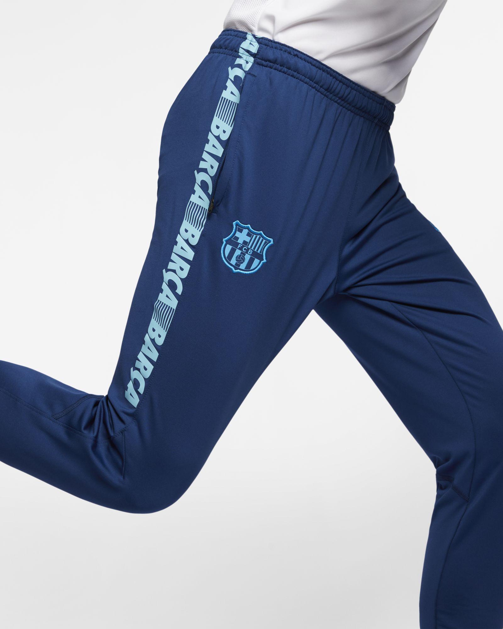 1503f7f144d Nike FC Barcelona 2018/19 Dri-FIT Squad Pants - Soccer Shop ...