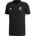 adidas Real Madrid 3 Stripes Tee