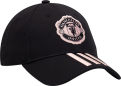 adidas FC Manchester United 3 Stripes Cap
